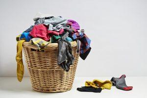 Sai lầm khi cho quần áo qúa nhiều vào máy giặt