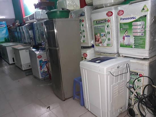 Sửa chữa máy giặt tại quận Hoàn Kiếm