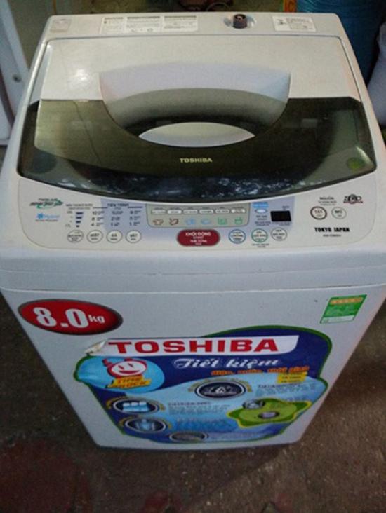 Sửa chữa máy giặt tại quận Long Biên