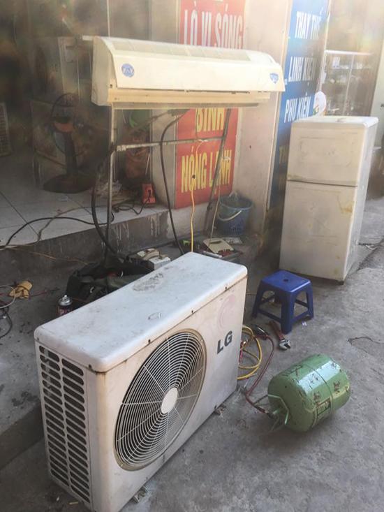 Sửa điều hòa tại Hồ Tùng Mậu Gọi Ngay 0986135333