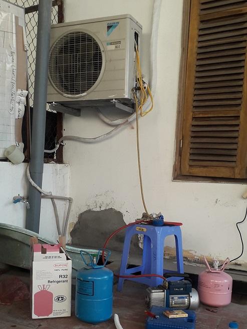 Sửa điều hòa Daikin tại Hà Nội