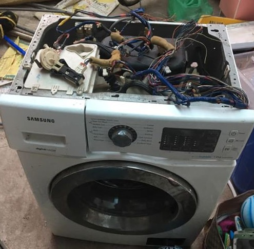 Sửa máy giặt tại Minh Khai