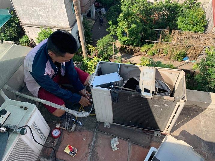 Sửa Điều Hòa Tại Phạm Hùng, Duy Tân