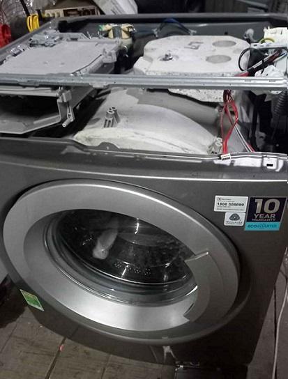 Sửa máy giặt tại nhà Hoàng Công Chất